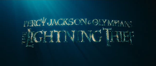 Review Percy Jackson The Olympians The Lightning Thief 2010 So Called Reviewer