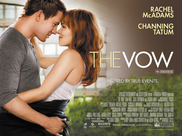 Movie The Vow 2012 So Called Reviewer