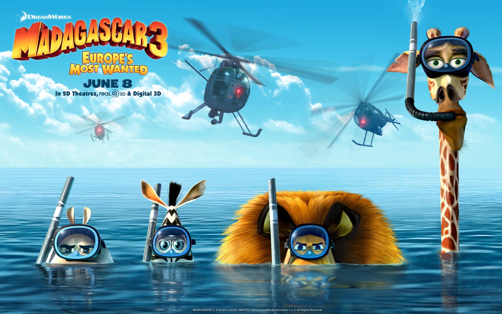 Gambar Madagascar