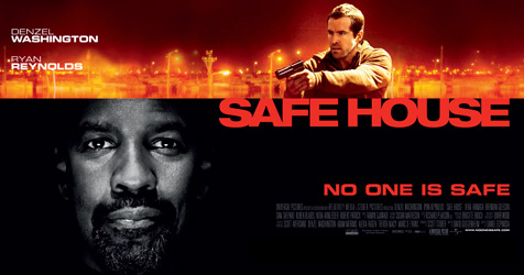 Movie Safe House 2012 So Called Reviewer