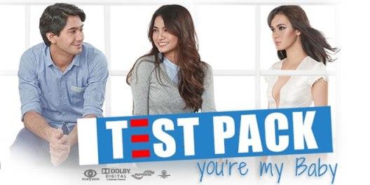 Testpack the movie