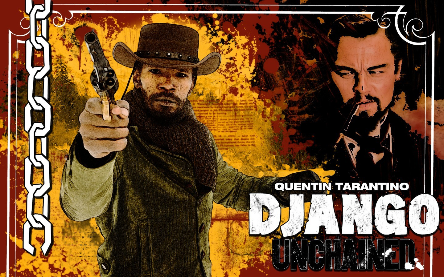Movie Django Unchained 2012 So Called Reviewer