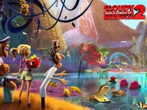 007 Cloudy with a Chance of Meatballs 2